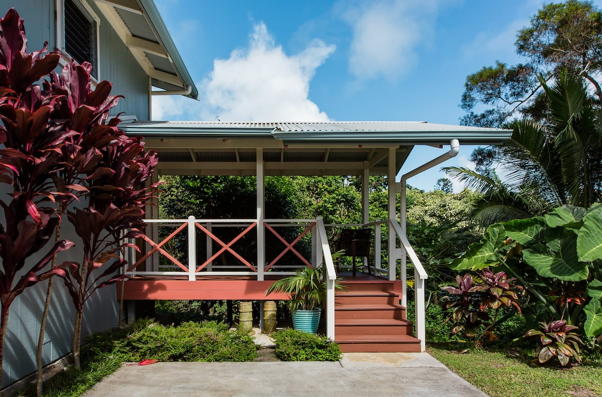 Air Conditioned Retreat in Secluded Tropical Woodland