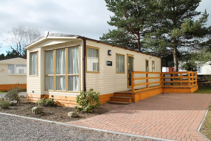 6 Berth St. David Static Caravan