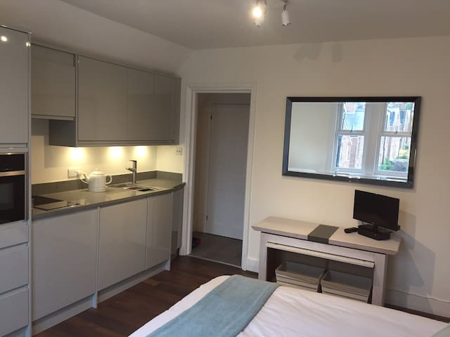 Centrally located Studio Flat