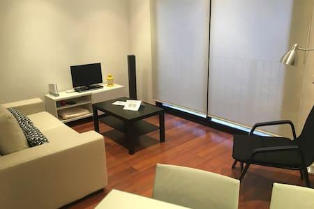Apartamento en pueblo termal en BCN - Caldes de Montbui