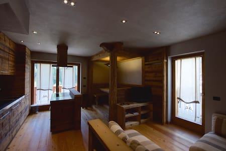 New and luxury mountain Loft - Auronzo di Cadore - Huoneisto