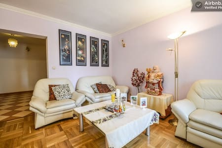 Fall in love with Warsaw - Warschau - Appartement