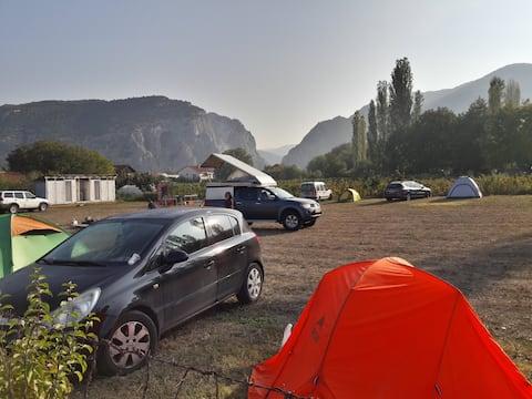Camping Rocklandcamp