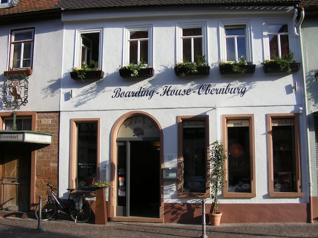 Boarding House mit besonderem Flair - Obernburg am Main - Serviced flat