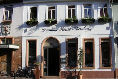 Boarding House mit besonderem Flair - Obernburg am Main - Obsługiwany apartament