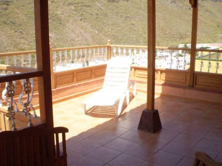 """Amplia terraza y vistas panorámicas - Apto """"C"""""""