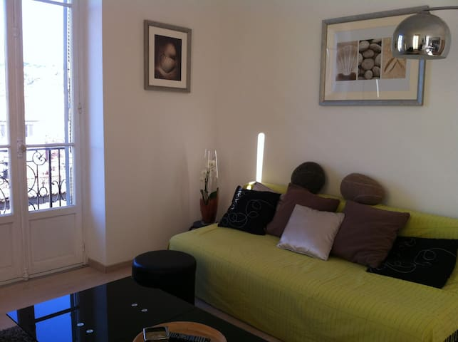lovely apartment in Nice