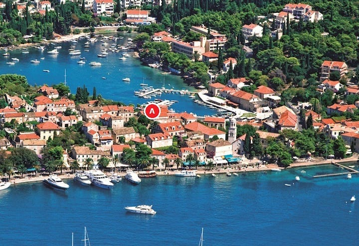 Apartment in the heart of Cavtat