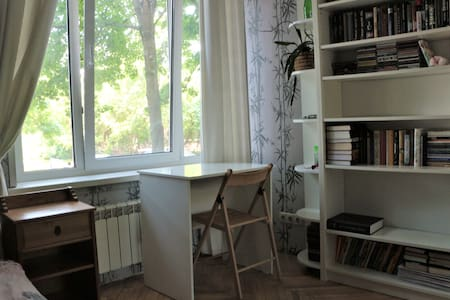 Separate room in apartments near Tsaritsino park