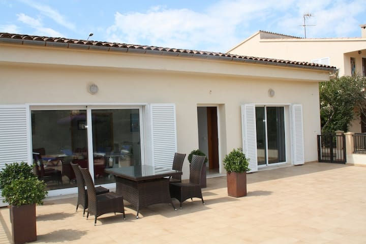 Bexan. Apartment on the beach  - Cala Anguila-Cala Mendia - Wohnung