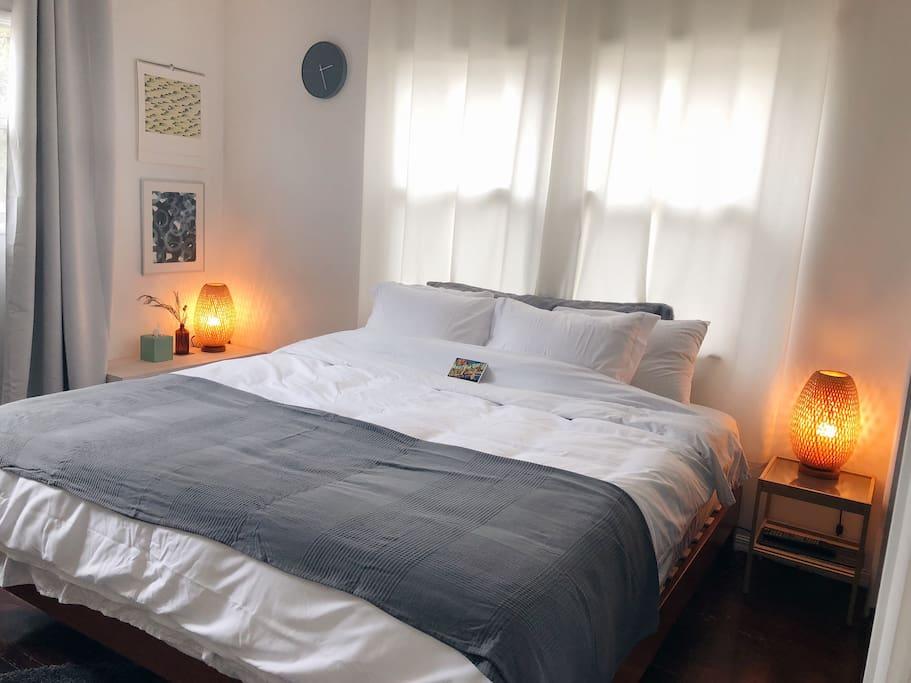 Master Bedroom (Room 1)