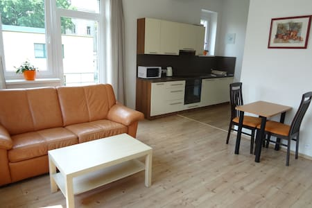 Lovely apartment for up to 4 people in Nymburk - Nymburk
