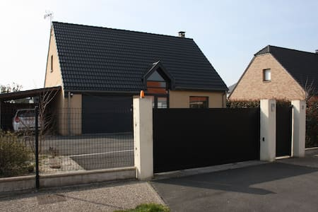 pavillon individuel de 120 m² - Estevelles - House