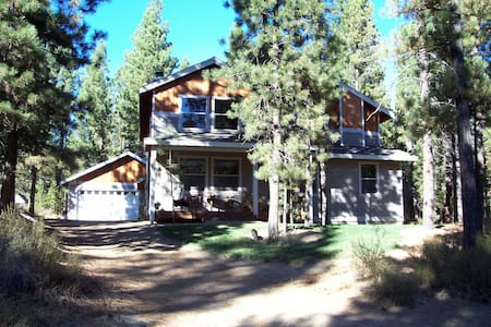 Queen+1 @ Ponderosa Forest Retreat! - La Pine
