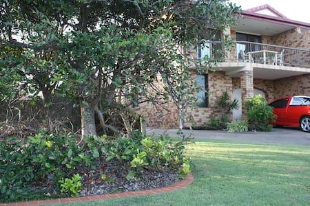 Beautiful beachfront townhouse - East Ballina - Rivitalo
