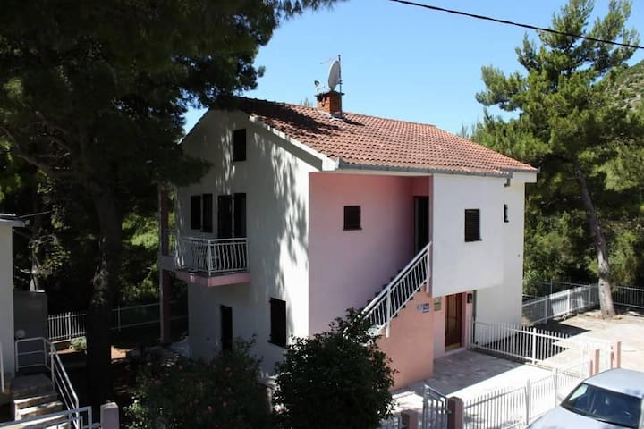 Two bedroom apartment with terrace Zaostrog, Makarska (A-6743-a) - Zaostrog - Appartement
