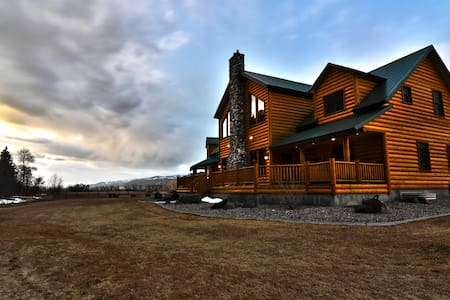 Cabin w/ Everything you'd ever need - Swan Valley