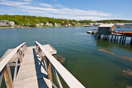 Luxury Condo on Water's Edge in Boothbay Harbor - Boothbay Harbor - Διαμέρισμα