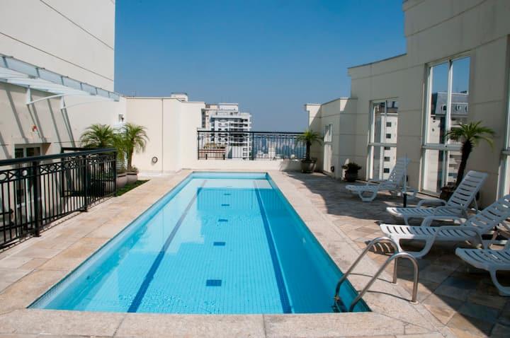 A-1 Supreme Luxury Apt Paulista Av/#1 Best Address