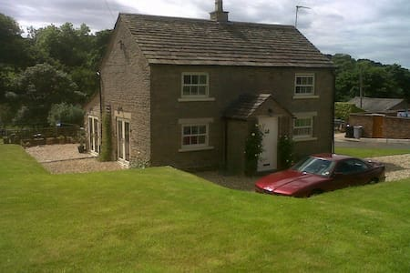 Charming stone farmhouse - Sutton,Macclesfield