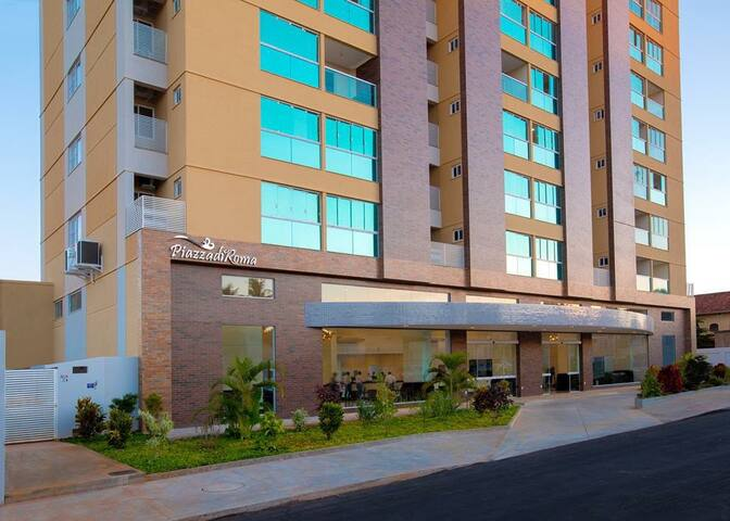 Piazza diRoma - Hotel c Cama na Sala Caldas Novas