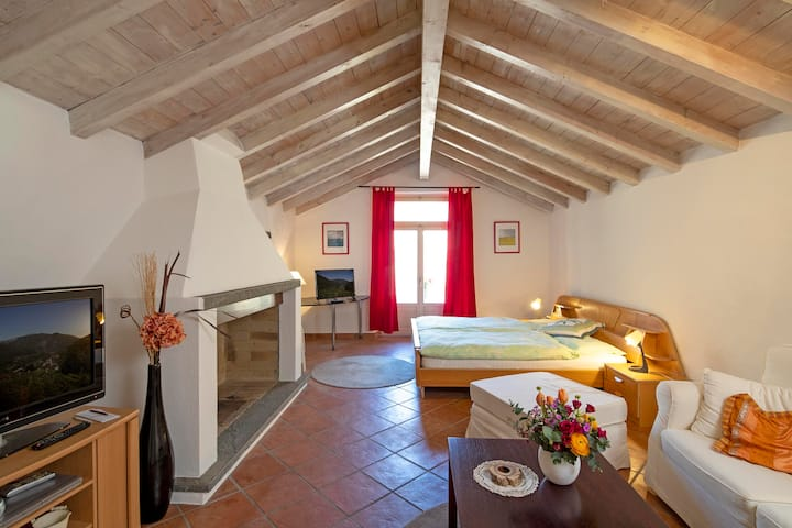 Hotel Al Ponte Antico, (Golino), Apartment