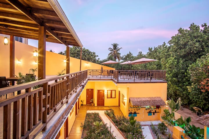 Sea View Villa Ukulhas, Maldives