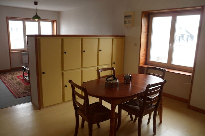 nice furnished flat in Guilvinec - Guilvinec - Квартира