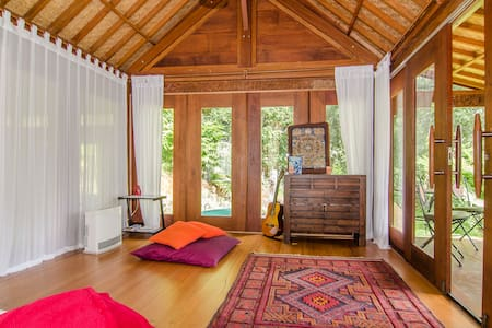 Forest Cabin Byron Bay Hinterland - Goonengerry