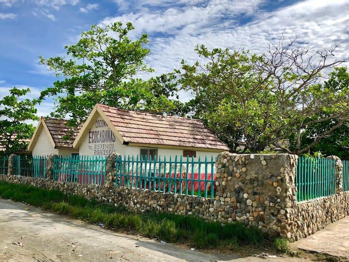 Experience Peace, Eco Cabaña Cocomar
