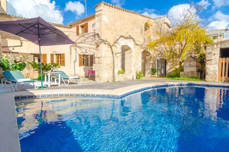 Sa Casa Vella - charming town house with pool - Vilafranca de Bonany - Σπίτι