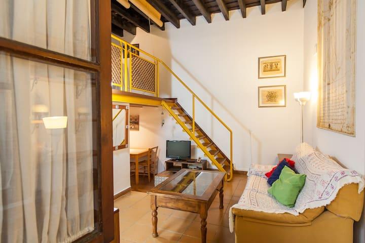 LOFT ARENAL | CERCA PLAZA DE TOROS - Sevilla - Loft
