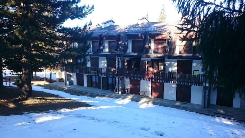Casa con giardino in montagna - Sauze d'Oulx - บ้าน