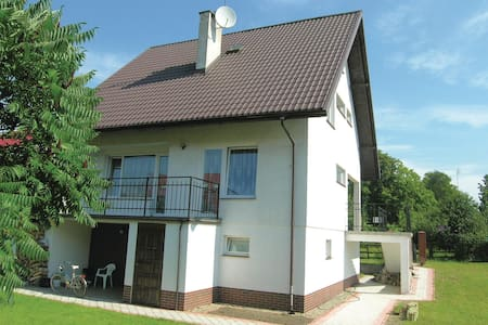 Holiday cottage with 5 bedrooms on 156m² in Pasym
