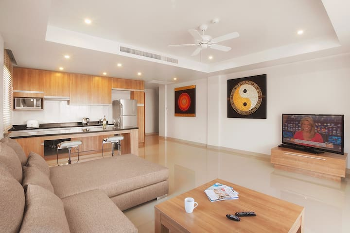 Apartment on Phuket, Surin Beach