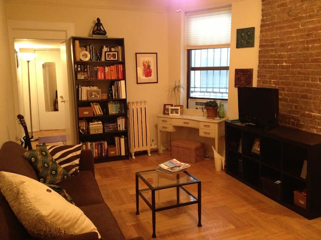 Big and Well Appointed NYC 1 Bdrm