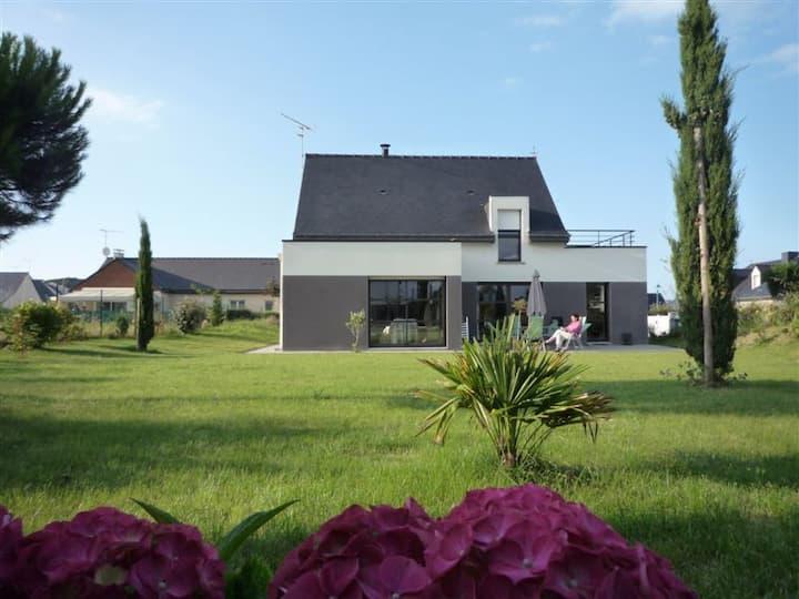 Beautiful modern Villa - Brittany