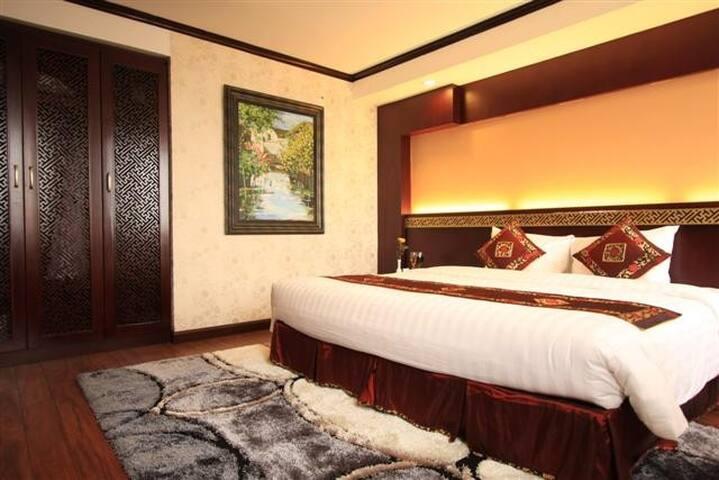 Superior room near Westlake - Trúc Bạch - Bed & Breakfast