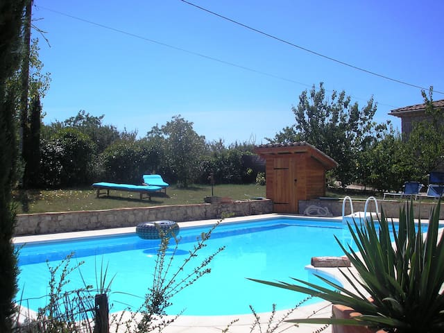 Holiday house south ARDECHE