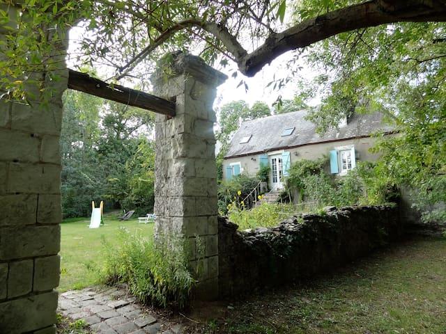 Chambre dans maison bord de Loire - Saint-Jean-de-la-Croix