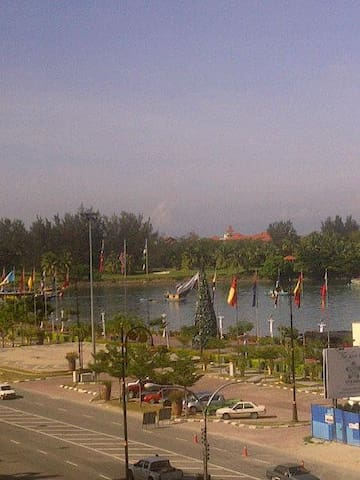 Sutera Harbour View day time