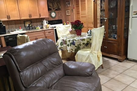 Great studio apt., 20 min to NYC - Lyndhurst - Pis