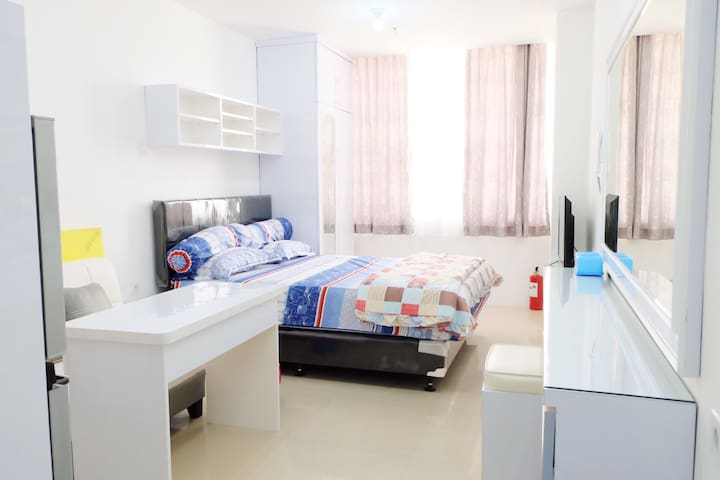 NEW cozy Studio Apt in Ctrl Jakarta