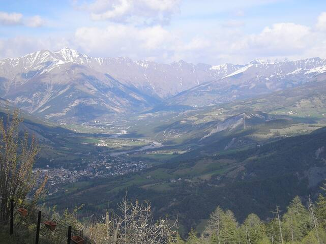 Grand T3 in Praloup 500m from the slopes