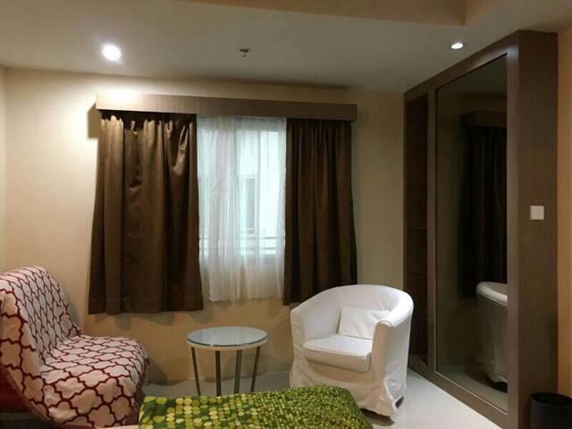 Studio Apartment Nagoya Mansion Batam city
