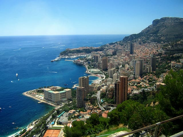 Guidebook - Beausoleil  & Monaco