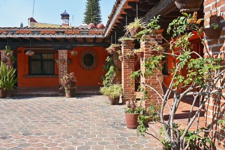 Casa tipo Hacienda: La Quinta del Pelón
