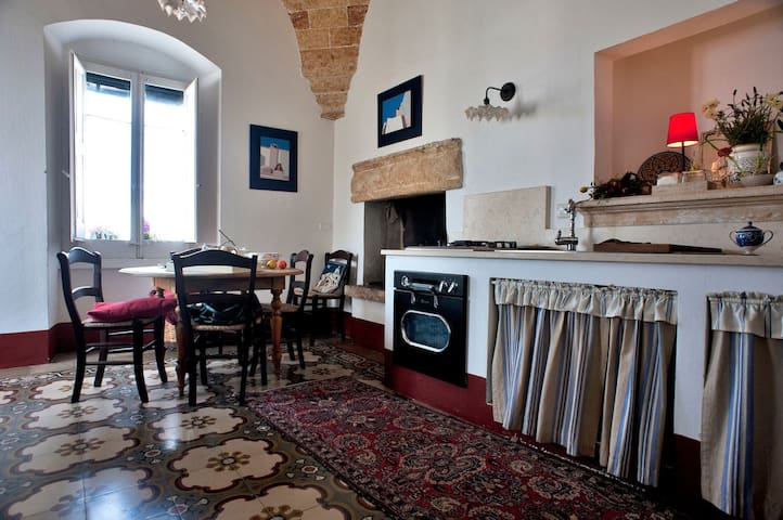La Casina in Alessano - Step into tradition - Alessano - Daire