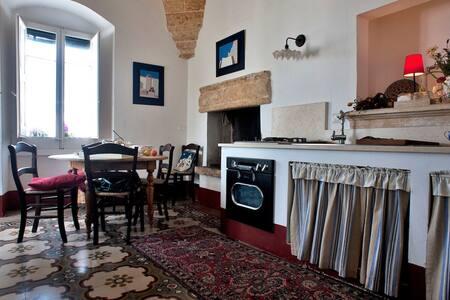 La Casina in Alessano - Step into tradition - Alessano - Huoneisto