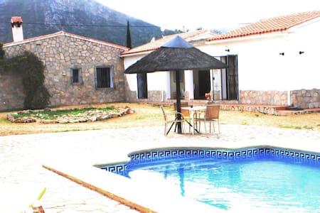 Habitación privada en casa rural compartida - Xaló